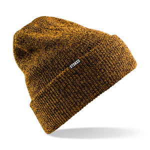 Huntsman Beanie Antique Mustard