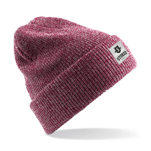 Vintage beanie Heather Burgundy