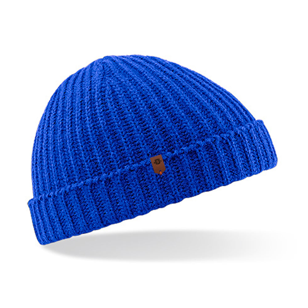 Harbour Beanie Bright Royal