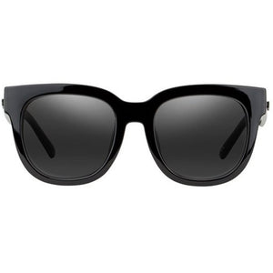 Beryl Polarized Glossy Black/black