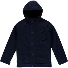 Kids Foray Jacket boys Black Out