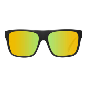 Blaze Polarized Black/Orange