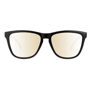 Cobalt Blue Light Blocker Wayfarer black