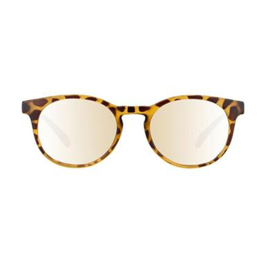 Cobalt Blue Light Blocker Brown Tortoise/blue