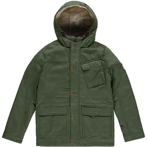Kids Offshore Jacket Beetle - Stoked Boardshop  - 1