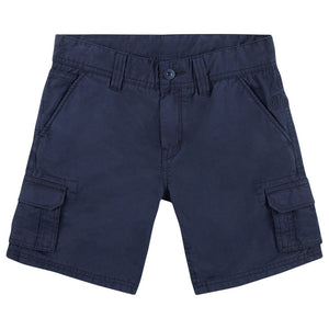 Youth Cali Beach Cargo Shorts Ink Blue
