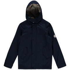 Kids Hernan Jacket Update Navy