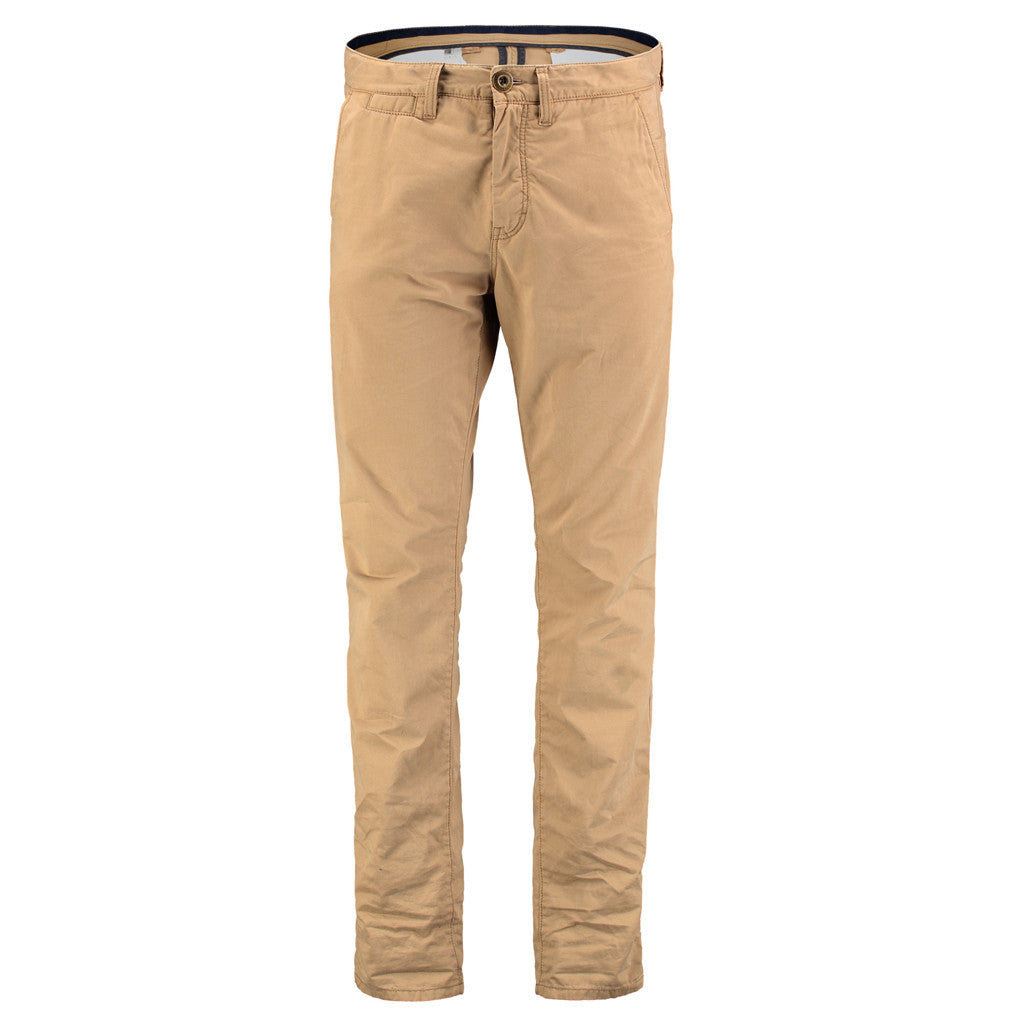 Friday Night  Chino Pants - Lifestyle Boys Marl Brown - Stoked Boardshop  - 1