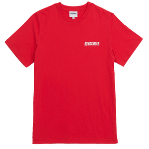 Club Tee Red - Stoked Boardshop  - 1