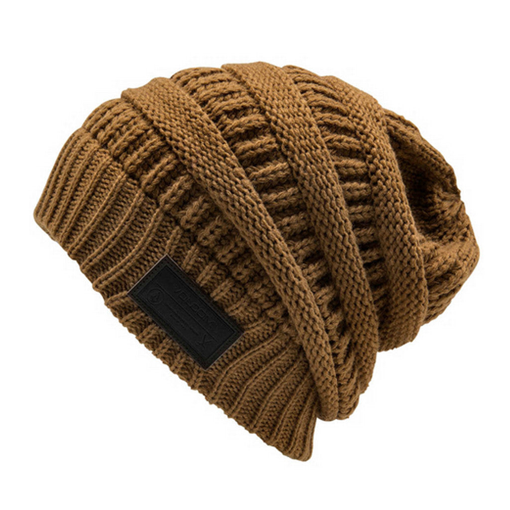 Logan Woman Beanie - Copper - Stoked Boardshop