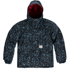 PB Hawking Jacket Teal Blue