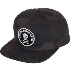 Bm Yambo Cap Marl Brown