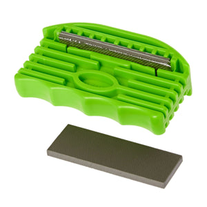 Edge Tuner Tool - Green - Stoked Boardshop