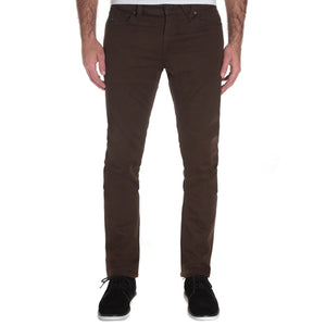 2x4 Twill 5 Pocket - Dark Chocolate - Stoked Boardshop