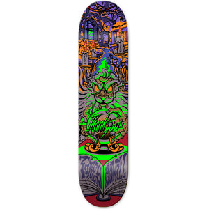 Torey Pudwill Wizard deck