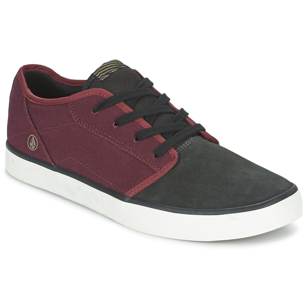 Kids Grimm 2 Shoe Deep Red - Stoked Boardshop