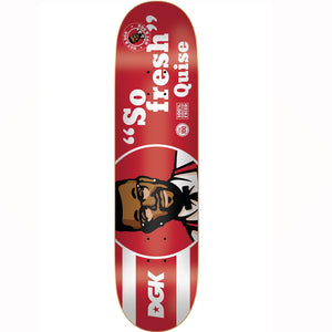 Hungry Quise red Deck 8.125""