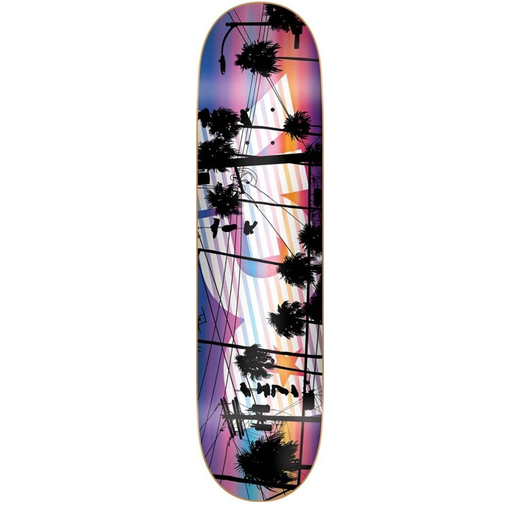 Sunset deck 7.75""