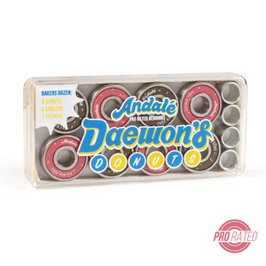 Daewon's Donuts Pro Rated - Stoked Boardshop  - 1