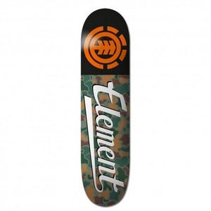 Jungle script skateboard deck