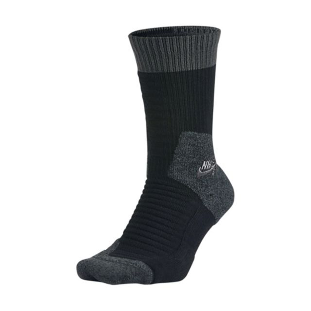 Elite Skate 2.0 Crew Sock Black/anthracite/anthracite - Stoked Boardshop  - 1