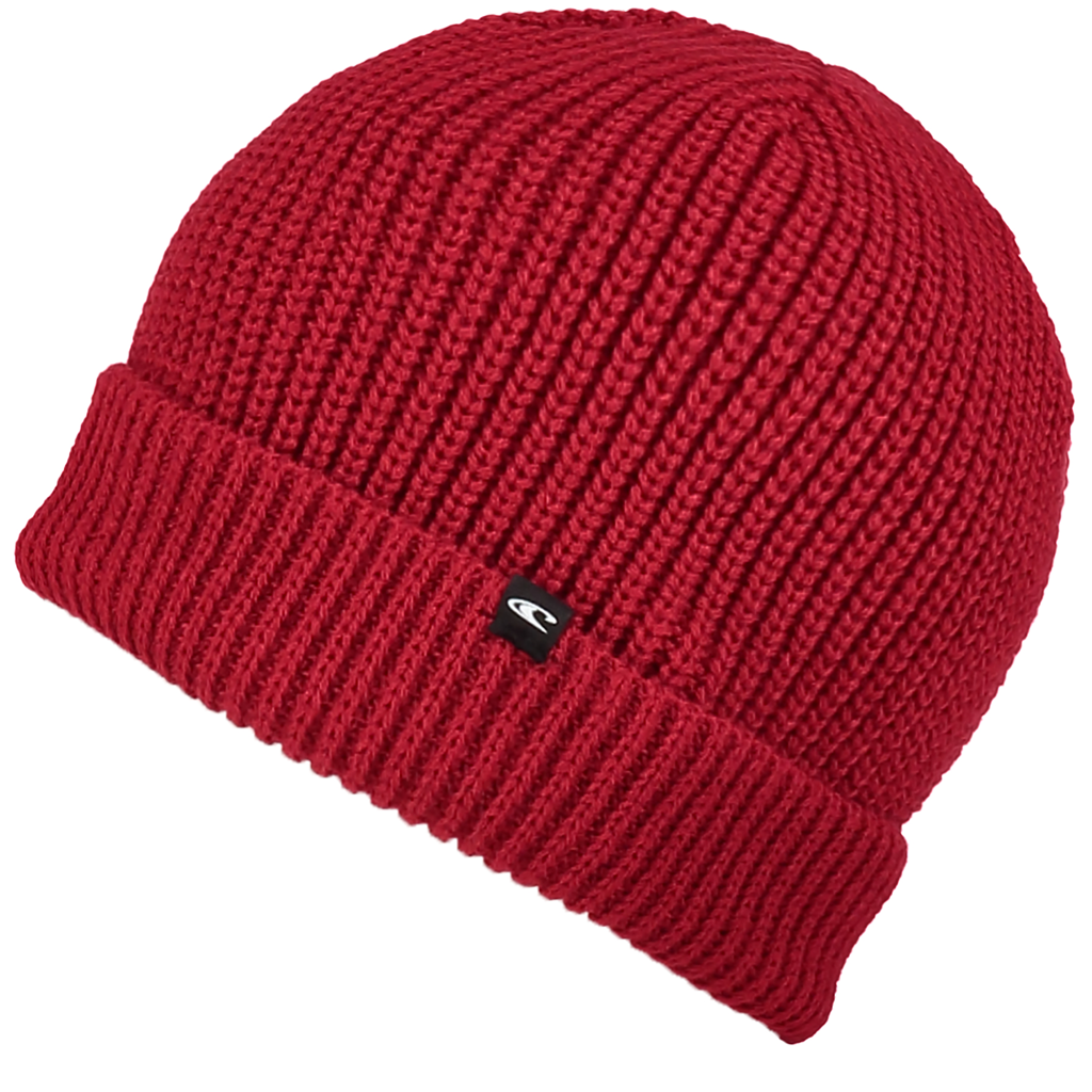 BM Everyday Beanie Scooter Red - Stoked Boardshop