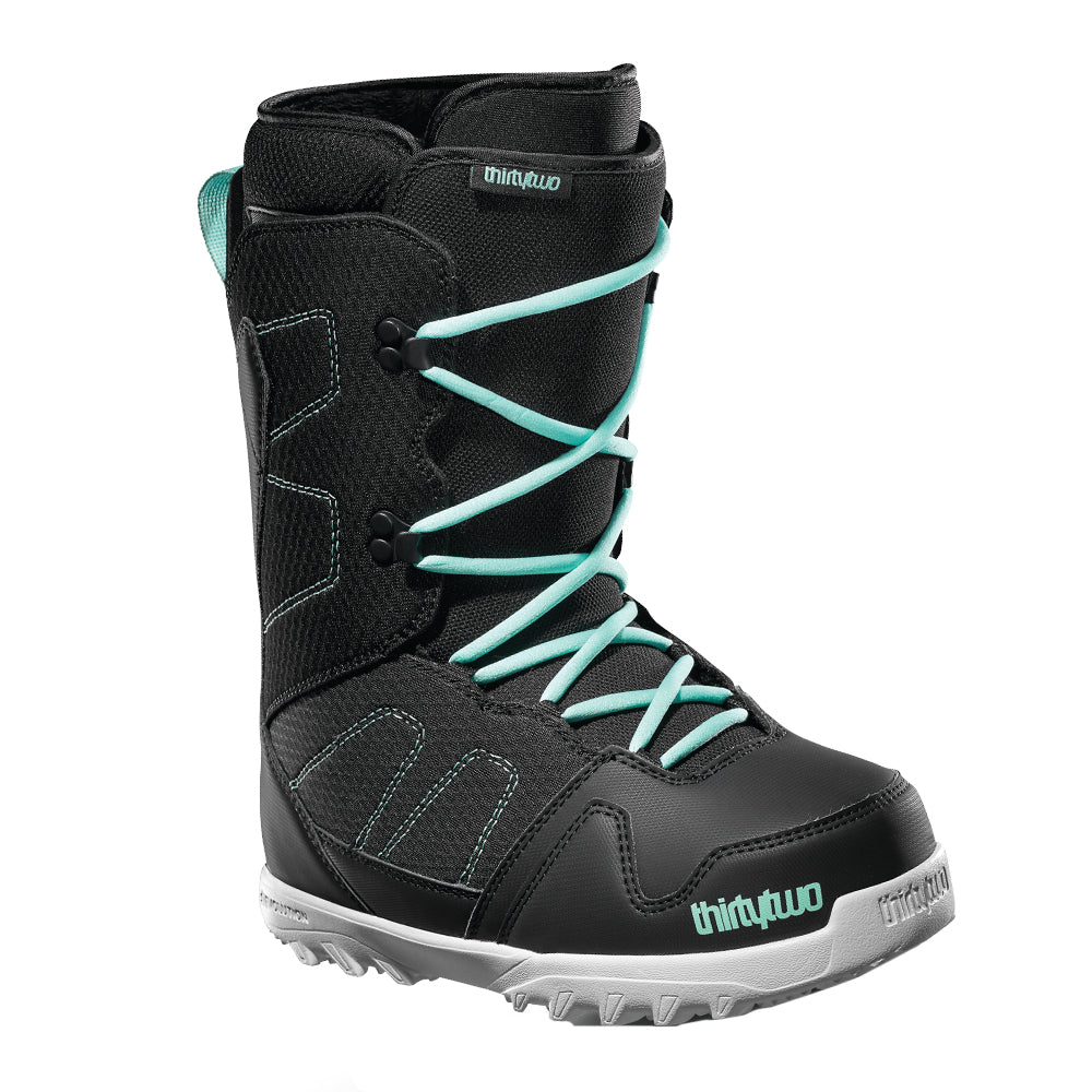 Womens Exit Black/mint