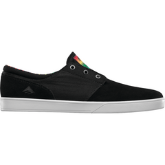 The Romero Laced Black/Black