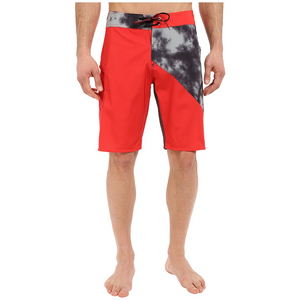 Kids Liberate Lido Mod Boardshort Flash Red - Stoked Boardshop