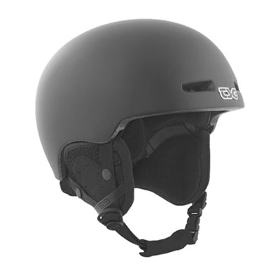 Fly Solid Color Helmet Satin Black
