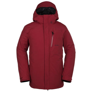 L Ins Gore-Tex Jacket Red