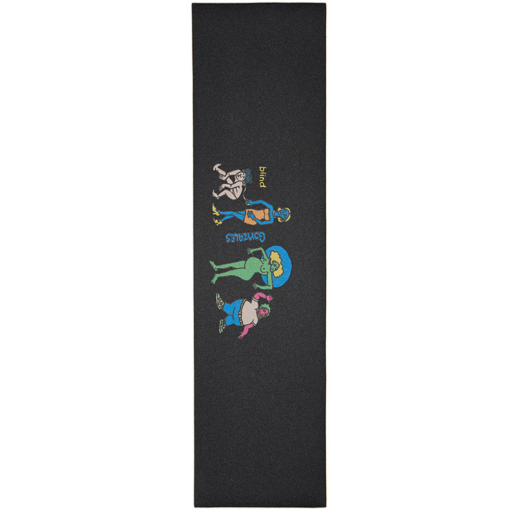 Gonz Colored people griptape