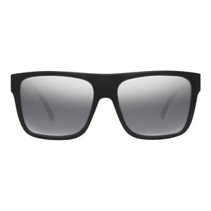 Hustler Polarized Black/Silver Mirror