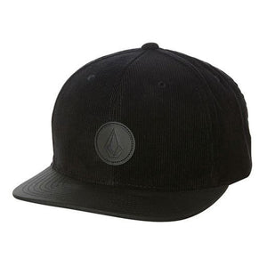 Quarter Fabric - Ink Black - Stoked Boardshop