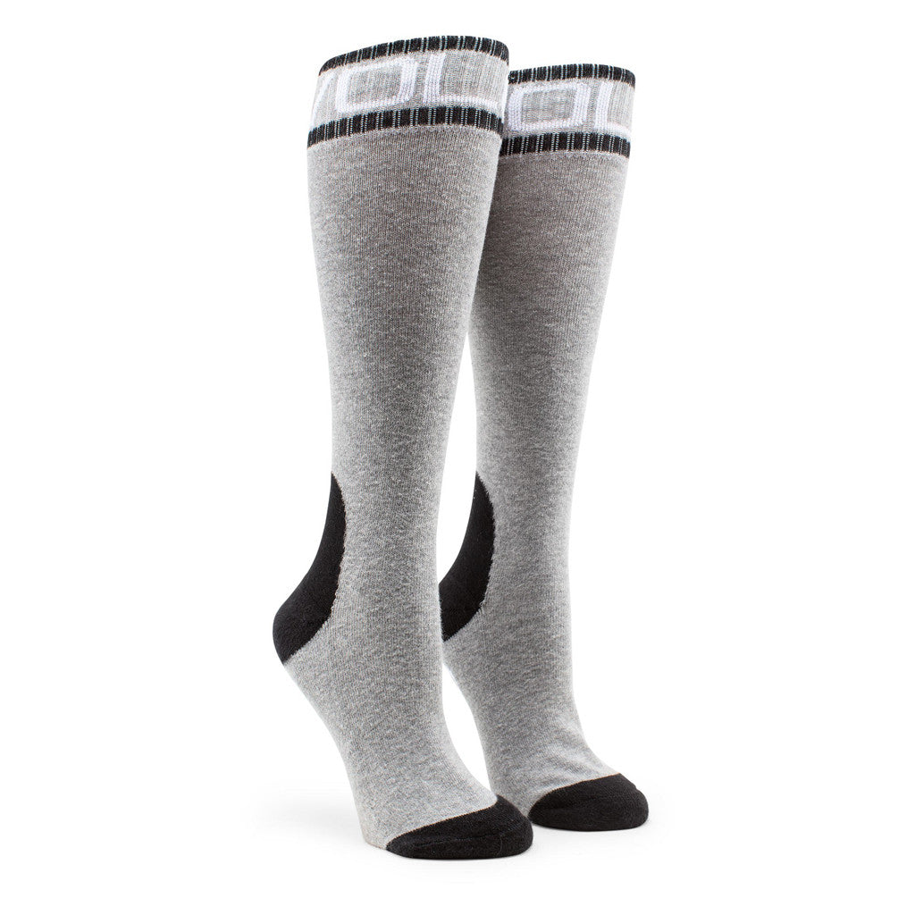 Lunar Sock - Black - Stoked Boardshop  - 1