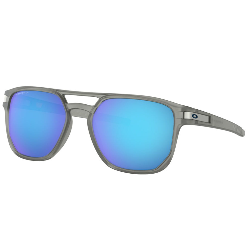 Latch Beta matte grey ink Prizm sapphire polarized