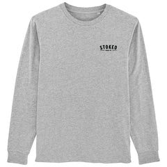 Crisp Euro T-shirt Heather Grey