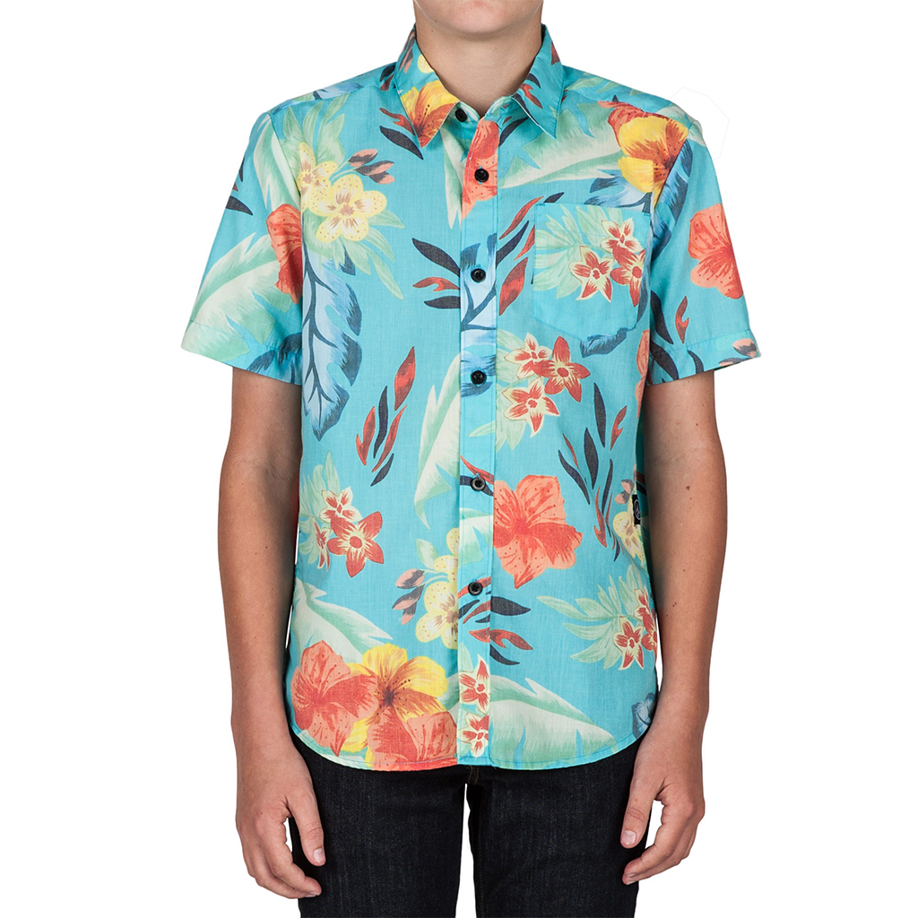 Loui Lo S/S Blue Bird - Stoked Boardshop  - 1