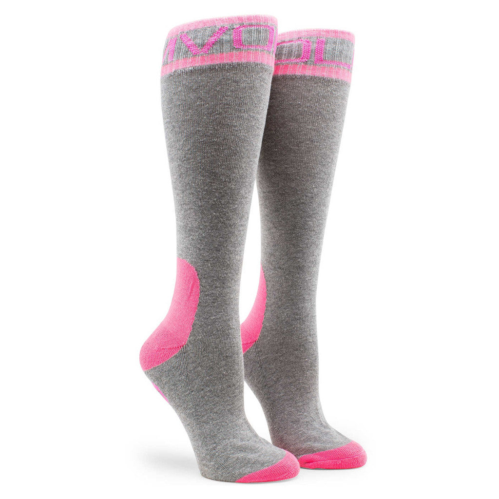 Lunar Sock - Electric Pink - Stoked Boardshop  - 1