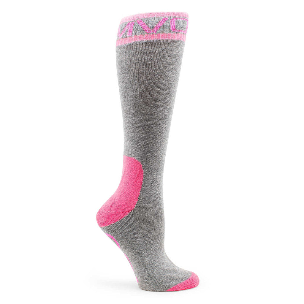 Lunar Sock - Electric Pink - Stoked Boardshop  - 2