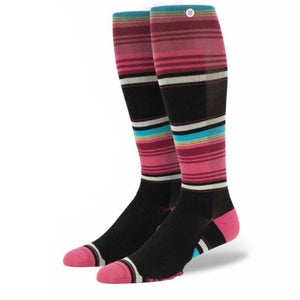 Margaritas pink sock - Stoked Boardshop