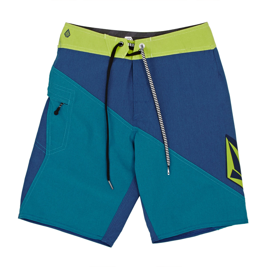 Kids Liberation Mod blue boardshort - Stoked Boardshop