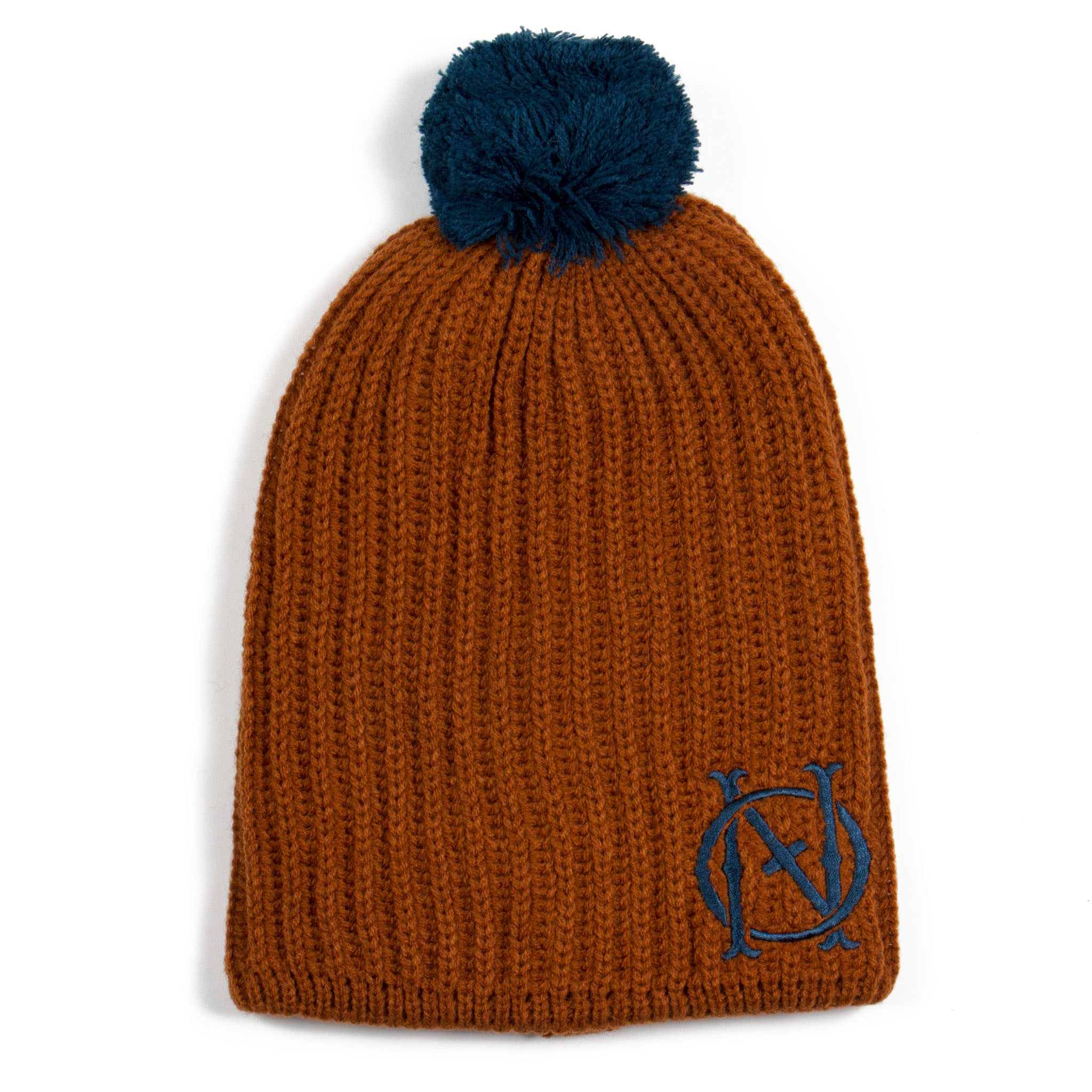 poser beanie umber - Stoked Boardshop