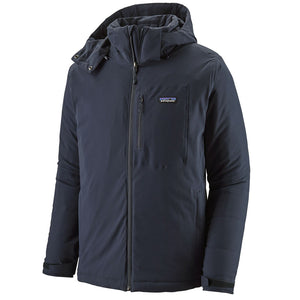 Insulated Quandary jacket New Navy