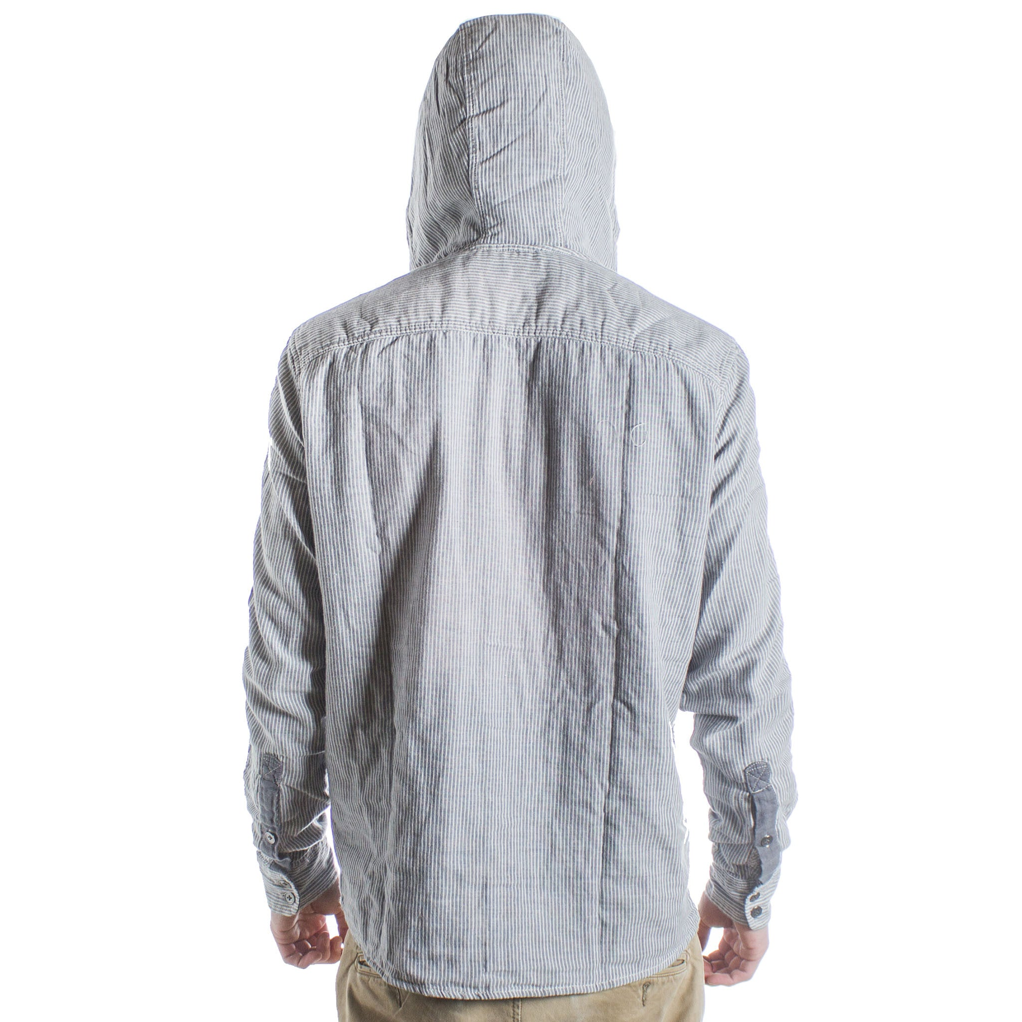 O'Riginals Marlin Shirt Grey - Stoked Boardshop  - 3