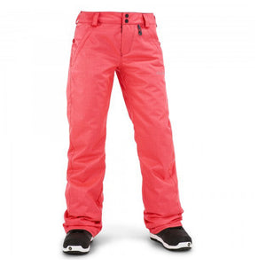 Frochickie Insulated Pants - Electric Pink - Stoked Boardshop  - 1