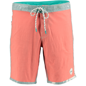 PM Retrofreak Frame Boardshort Burnt Sienna - Stoked Boardshop  - 1