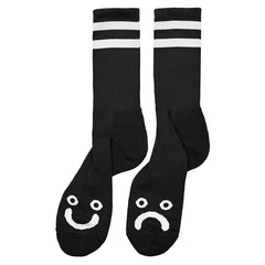 Kids Full Stone Socks black