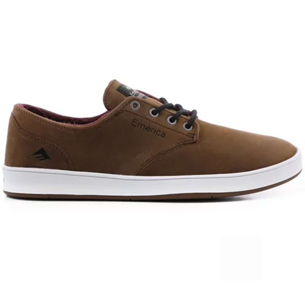 Romero Laced Brown/grey/white