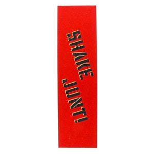 Shake Junt Red/black Griptape